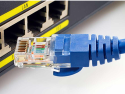 CABLE UTP/PATCH CORD 0,50 CMTRS -NETMAK